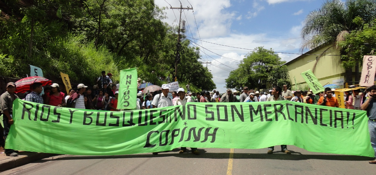Indigenous Struggles and Human Rights in Honduras
