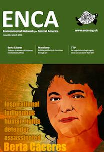 Newsletter 66: ¡Berta Presente!